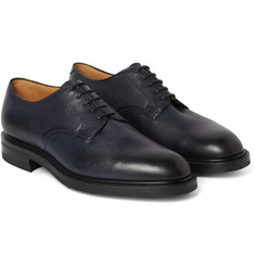 Edward Green - Windermere Cross-Grain Leather Derby Shoes