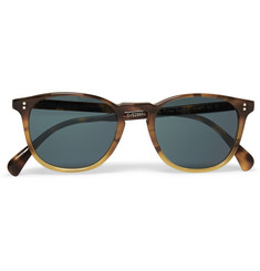 Oliver Peoples - Finley Esq. Round-Frame Acetate Sunglasses