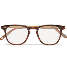 Garrett Leight California Optical Brooks Square-Frame Acetate Optical Glasses