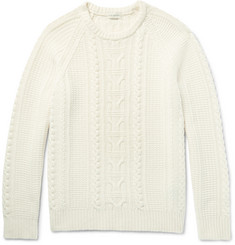 Club Monaco - Cable-Knit Merino Wool Sweater