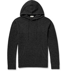 Club Monaco Boiled Merino Wool-Blend Hoodie