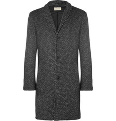 Club Monaco Knitted Overcoat