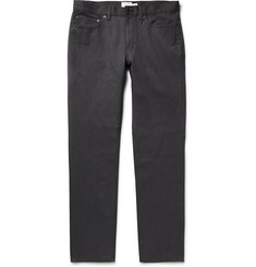 Club Monaco Slim-Fit Cotton-Cavalry Twill Trousers