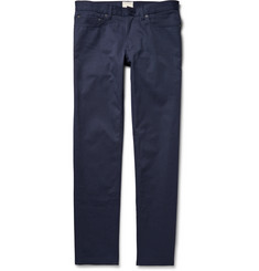 Club Monaco Slim-Fit Cavalry Twill Trousers