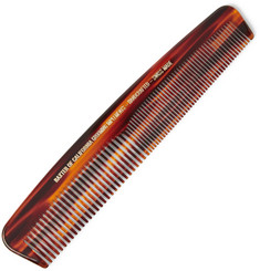 Baxter of California Large Tortoiseshell Acetate Comb