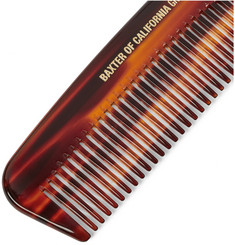 Baxter of California - Large Tortoiseshell Acetate Comb