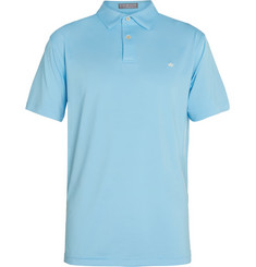 Peter Millar Solid Stretch-Jersey Golf Polo Shirt