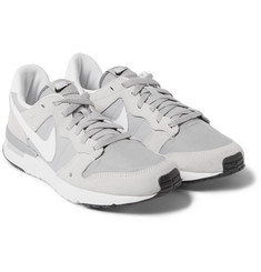 Nike - Archive 83.M Suede, Canvas and Mesh Sneakers