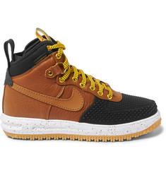 Nike Lunar Force 1 Duckboot Leather Sneakers