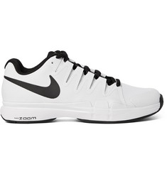 Nike Tennis - Zoom Vapor 9.5 Tour Tech-Canvas and Mesh Sneakers