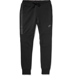 Nike Slim-Fit Cotton-Blend Tech-Fleece Sweatpants