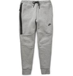 Nike - Cotton-Blend Tech Fleece Sweatpants
