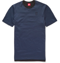 Nike - Court Two-Tone Cotton T-Shirt