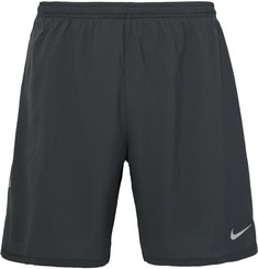 Nike Running - Phenom 2-in-1 Dri-FIT Mesh Shorts