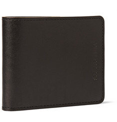 Shinola Leather Billfold Wallet
