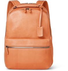 Shinola The Runwell Leather Backpack