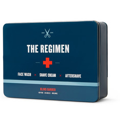 Blind Barber The Regimen Shaving Kit