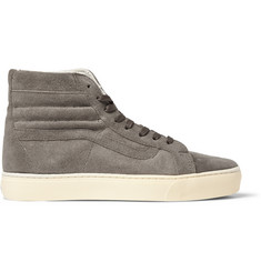 6767da0c41 Vans SK8 Hi Cup Suede High-Top Sneakers