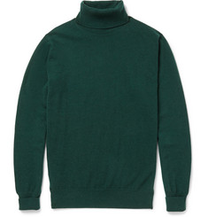 William Lockie Oxton Rollneck Cashmere Sweater
