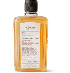 C.O.Bigelow Peach Nut Oil Cleanser, 295ml