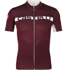 Castelli Prologo 4 Zipped Cycling Jersey