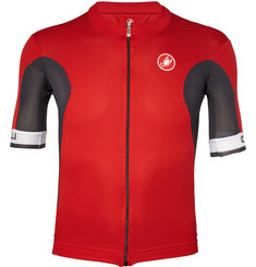 Castelli Volata Zipped Cycling Jersey