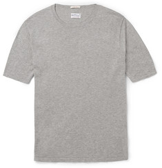 Gant Rugger Slim-Fit Cotton, Silk and Wool-Blend T-Shirt