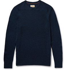 Nudie Jeans Dag Mélange Wool Sweater