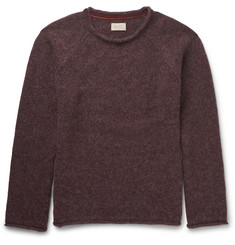 Nudie Jeans Vladimir Merino Wool-Blend Sweater