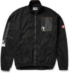 Cav Empt Appliquéd Cotton-Twill Bomber Jacket