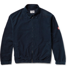 Cav Empt Cotton-Moleskin Jacket