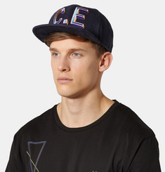 Cav Empt Embroidered Corduroy Baseball Cap