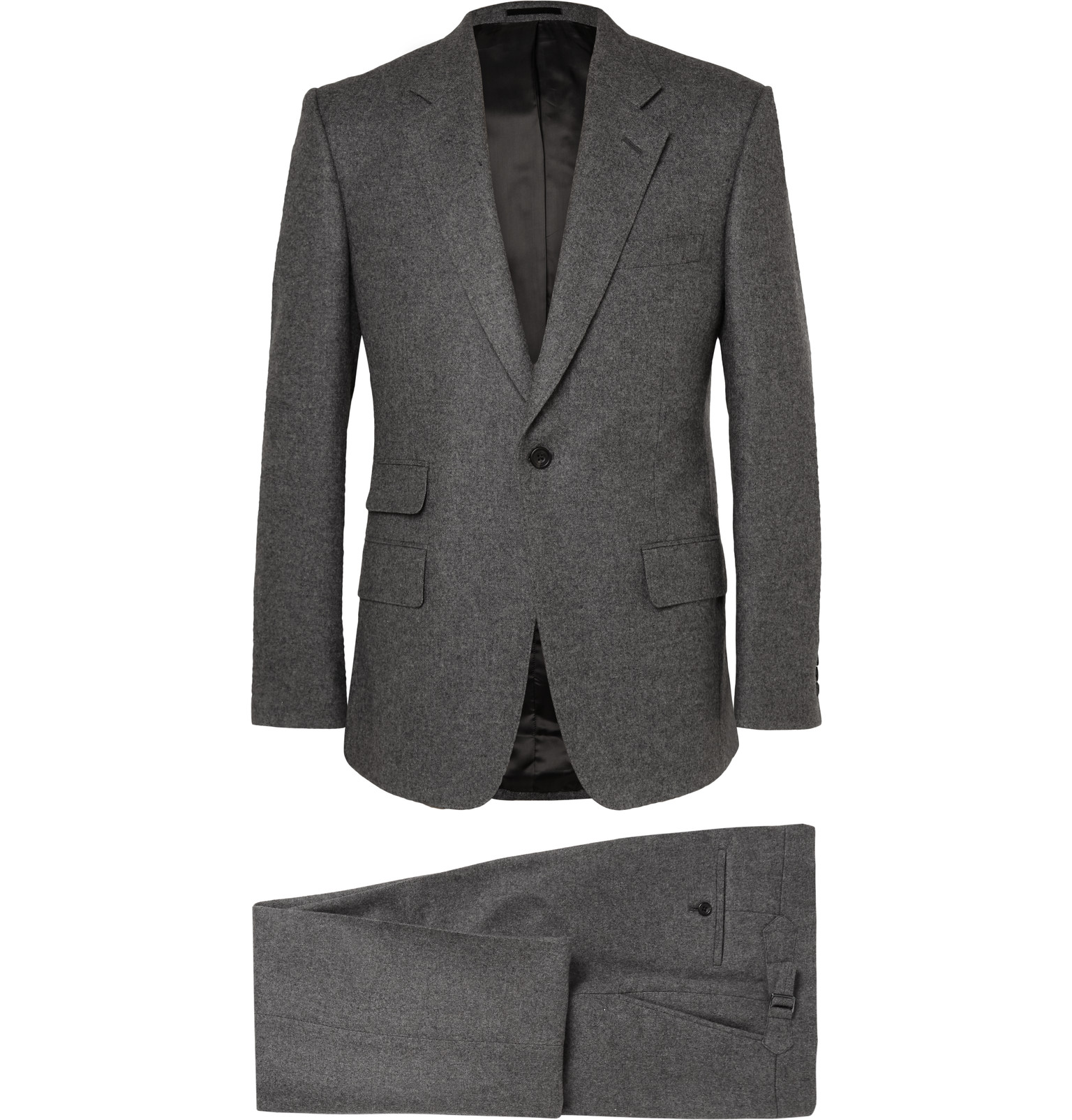 Grey flannel jacket  Toshi Quides quides on Pinterest