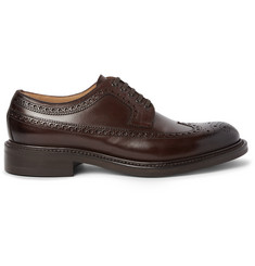 O'Keeffe Felix Leather Wingtip Brogues