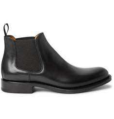 O'Keeffe Algy Leather Chelsea Boots