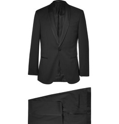 Hugo Boss - Black T-Heward Slim-Fit Super 160s Wool Three-Piece Tuxedo