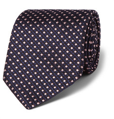 Hugo Boss - Patterned Silk-Jacquard Tie