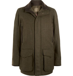 Musto Shooting Waterproof Wool-Blend Tweed Jacket