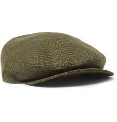 Musto Shooting Calder Technical Tweed Flat Cap