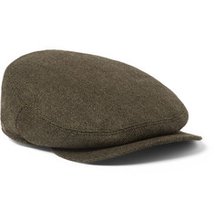 Musto Shooting Glendye Technical Tweed Flat Cap