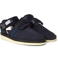 Suicoke - Shearling Sandals