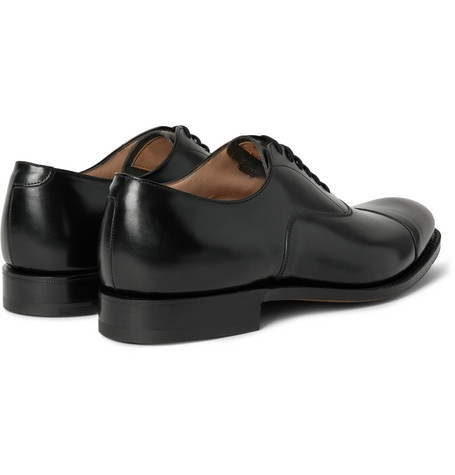 Church S Dubai Polished Leather Oxford Shoes