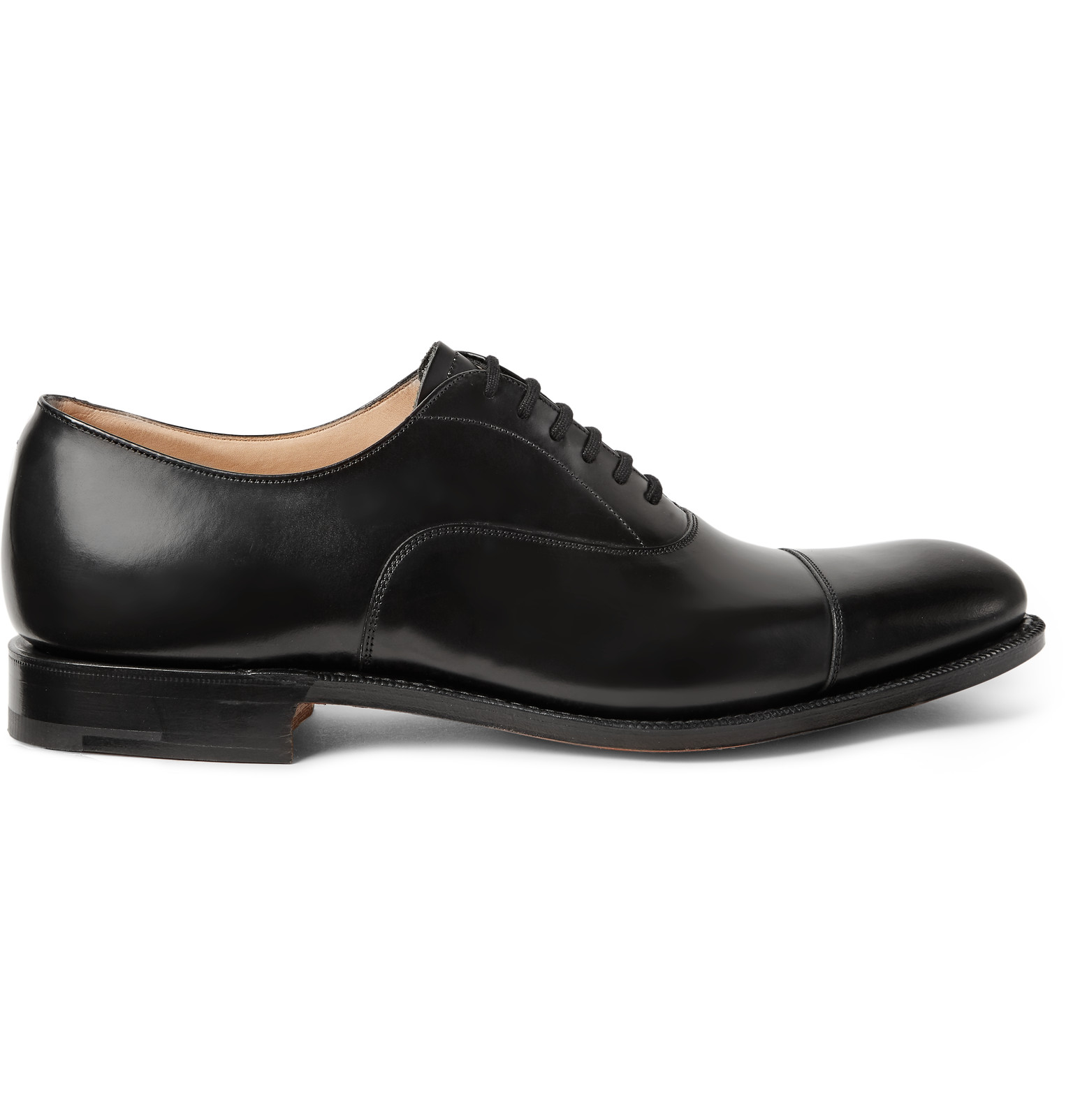 dba006447f2 Church s - Dubai Polished-Leather Oxford Shoes