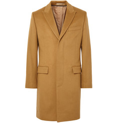 J.Crew Ludlow Slim-Fit Wool And Cashmere-Blend Overcoat