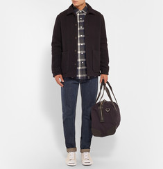 J.Crew Plaid Cotton-Flannel Shirt