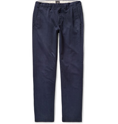 J.Crew - Urban Slim-Fit Cotton-Twill Chinos