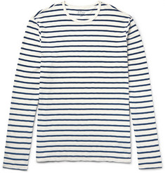 J.Crew Deck Striped Cotton-Jersey T-Shirt