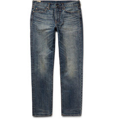 J.Crew - 770 Slim-Fit Washed-Denim Jeans