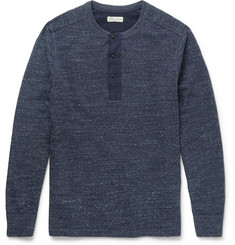 J.Crew - Coastal Cotton-Blend Jersey Sweatshirt