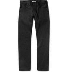 Ron Herman Slim-Fit Raw Japanese Denim Jeans